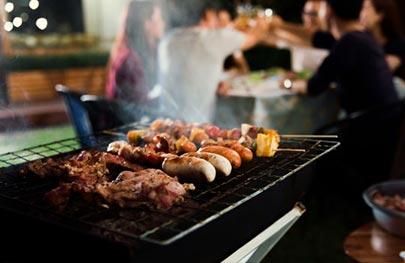 Een heerlijke BBQ catering dat kan Bij 't Wapen van Emmen